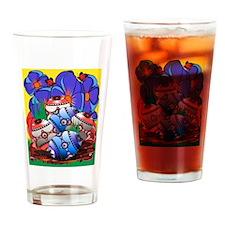 Easter Bliss 2 Drinking Glass