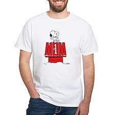 Snoopy - Mom #1 T-Shirt