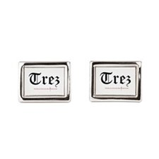 Trez Rectangular Cufflinks
