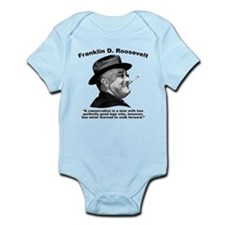 FDR: Conservatives Infant Bodysuit