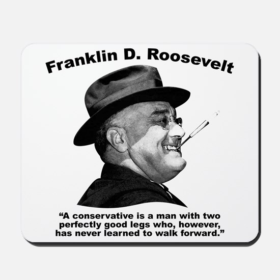 FDR: Conservatives Mousepad
