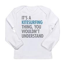 Kitesurfing Thing Long Sleeve T-Shirt