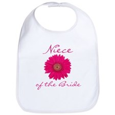 Niece of the Bride Bib