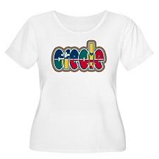 Unique Bi racial T-Shirt
