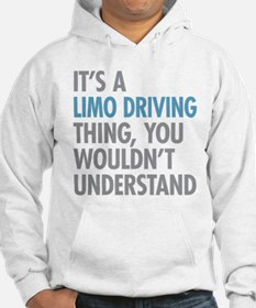 Limo Driving Thing Hoodie