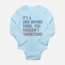 Limo Driving Thing Body Suit