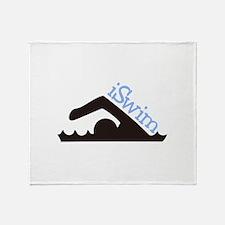 iSwim Throw Blanket