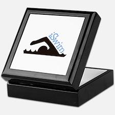 iSwim Keepsake Box