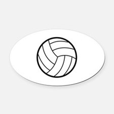 Volleyball Car Magnets Personalized Volleyball Magnetic Signs For - Custom volleyball car magnets