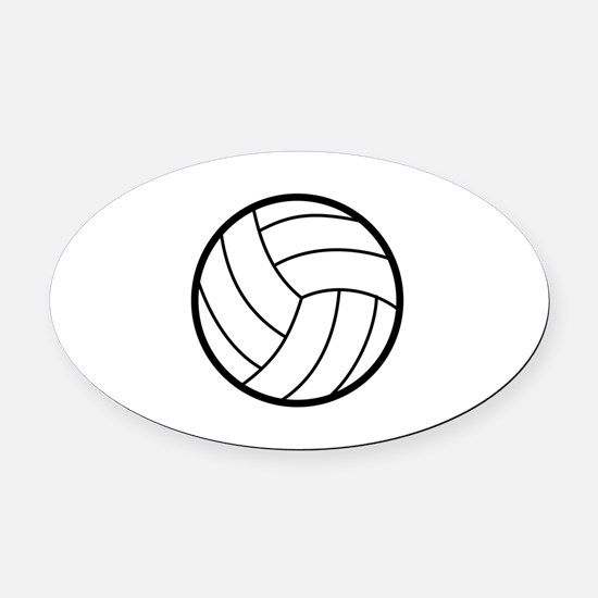 Volleyball Hobbies Gift Ideas Volleyball Hobby Gifts For Men Women - Custom volleyball car magnets