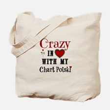Chart Polski Tote Bag