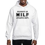 MILF Athletic Dept. Hooded Sweatshirt