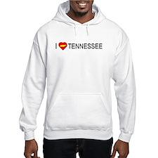 I love Tennessee Hoodie
