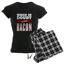 Add Bacon Pajamas