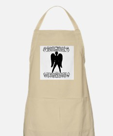 Police Wives BBQ Apron