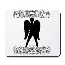Police Wives Mousepad