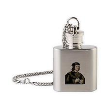 King Richard III Flask Necklace