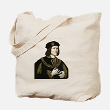 King Richard III Tote Bag
