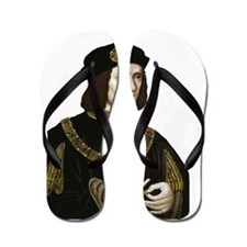 King Richard III Flip Flops