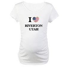 I love Riverton Utah Shirt