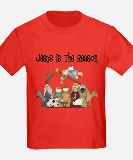 Jesus is the Reason T