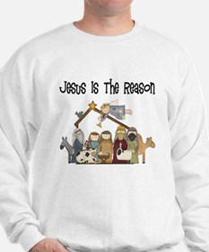 Jesus is the Reason Jumper