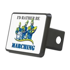 Rather Be Marching Hitch Cover