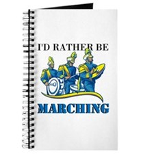 Rather Be Marching Journal