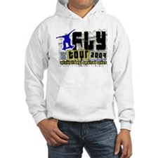 Fly Tour International Hoodie