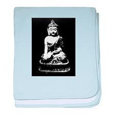Buddha baby blanket