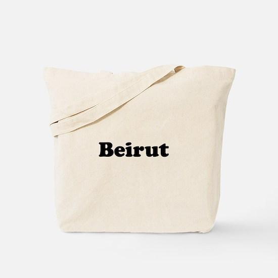 Beirut Tote Bag