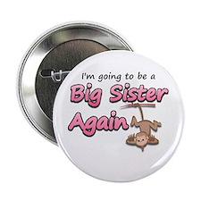 Hanging monkey-big sister aga Button