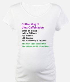 Epic Coffee Mug Shirt
