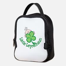 Little Leprechaun Neoprene Lunch Bag
