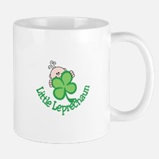 Little Leprechaun Mugs
