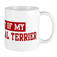 Property of Glen of Imaal Ter Coffee Mug