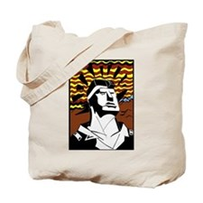 Revolution Icon Tote Bag