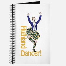 Highland Dancer Journal