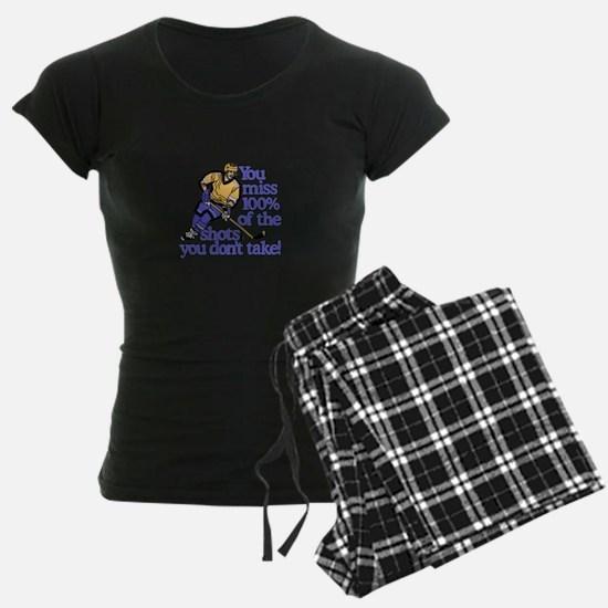 100% Of The Shots Pajamas