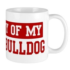 Property of French Bulldog Mug
