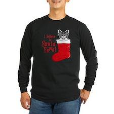 Santa Paws Kitty T