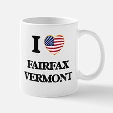 I love Fairfax Vermont Mugs