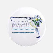 Wedding Blessing Button
