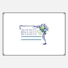 Wedding Blessing Banner