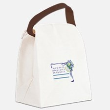 Wedding Blessing Canvas Lunch Bag