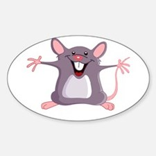 Happy Greeter Mouse Decal