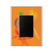 Orange Composition Picture Frame