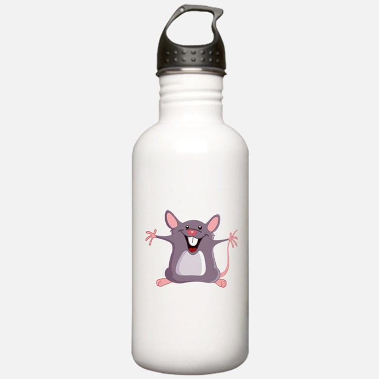 Happy Greeter Mouse Water Bottle