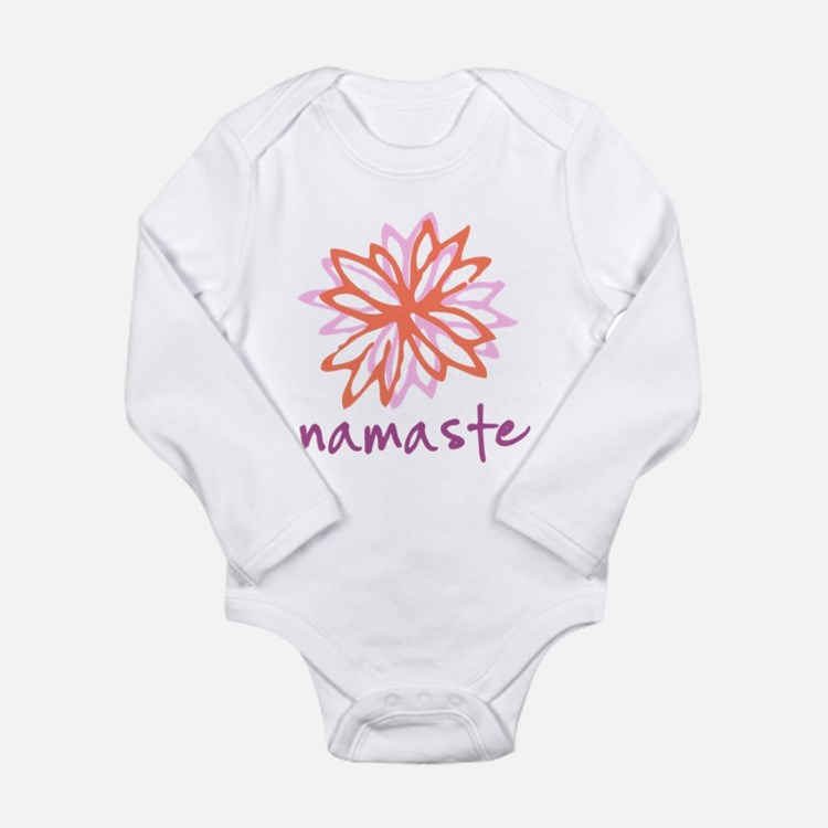 Namaste Flower Body Suit