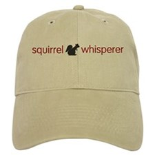Squirrel Whisperer Baseball Baseball Cap
